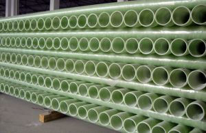 Industry Oil &Gas Field/High Quality FRP Pipe/Fiberglass Reinforced Pipe pictures & photos