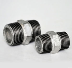 High Quality Hot Dipped Galvanized Nipples pictures & photos