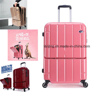 Design Double Lock Travel Luggage Luggage Bags/Cases pictures & photos