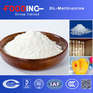 L Methionine Price Amino Acid for Fish Feed Supplier pictures & photos