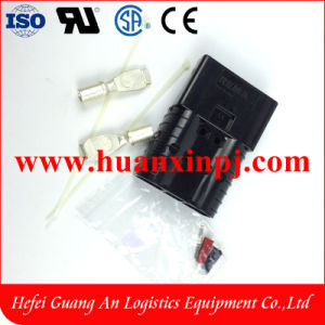 High Quality 320A Rema Male Plug Connector Sre320 Black Color pictures & photos