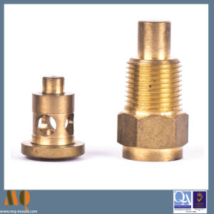 CNC Turning Parts with Copper Precision Turned Brass Parts (MQ1050) pictures & photos