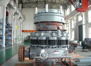 Small Granite Cone Crusher for Sale pictures & photos
