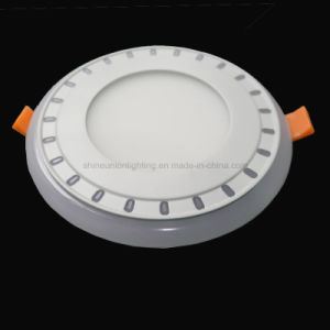 Two Color Panel 6+2 W LED Panel Light