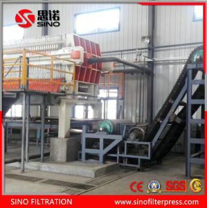 Membrane Filter Plate Filter Press for Industrial Waste Water Treatment pictures & photos