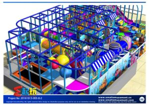 Attractive Indoor Playground with Free Design pictures & photos