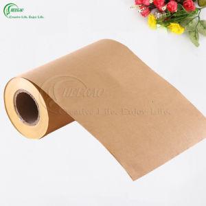 Kraft Paper Roll Labels (KG-PL002)