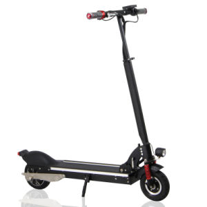 8.8A Fashionable Two Wheels Electric Folding Kick Scooter pictures & photos