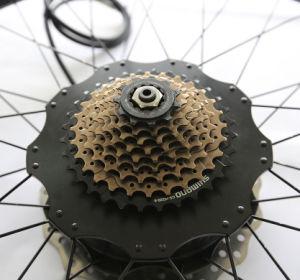 Hub Motor Car Wheel Electric Motor for Car pictures & photos