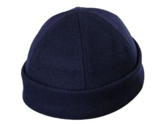6 Panels Wool Skull Cap pictures & photos
