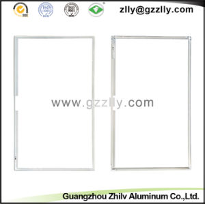 Industrial Shape Aluminum Extruded Profile of TV Accessories pictures & photos