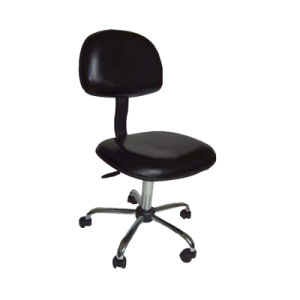 Anti-Static PU Work Chair for Cleanroom Use pictures & photos