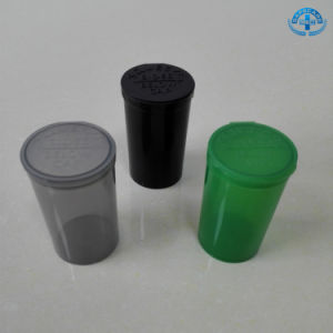Prescription Vials Plastic Storage Herb Jars pictures & photos