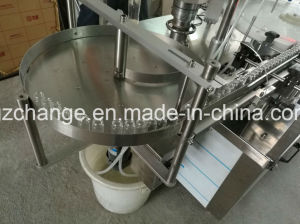 Pahrmacy Essential Oil Liquid Medicine Filling Capping Machine pictures & photos