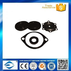 Viton Molded Rubber Parts with Black Colour & Rubber Metal pictures & photos