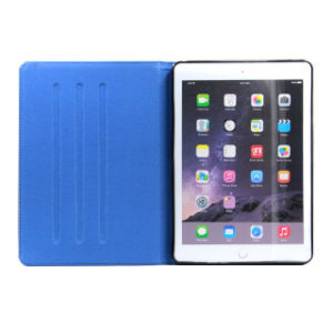 Fashion Shockproof Flip Leather Tablet Case for iPad pictures & photos