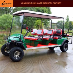 Ce Approved 8 Passenger Electric Hunting Vehicles Electric Golf Cart pictures & photos