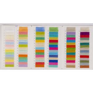 55% Ramie 45% Cotton Blended Fabric 21s Plain Cotton Ramie Fabric pictures & photos