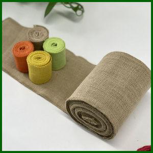 100% Jute Fiber Natural Jute Fabric Rolls pictures & photos