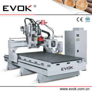 High Technology Wooden Door CNC Router (TC-68CNC) pictures & photos