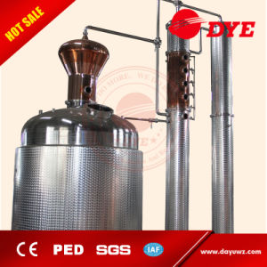 Whiskey Brandy Still Distillery Distillation Equipment pictures & photos