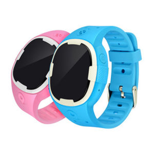 Triple Position Way Kids Tracking Watch Sos Voice Call Gpt18 pictures & photos