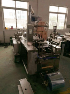 Plastic-Paper Blister Packing Machine for Toothbruth pictures & photos