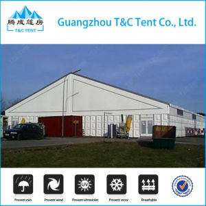 30X40 Large Storage Warehouse Tent with ABS Solid Wall for Sale pictures & photos