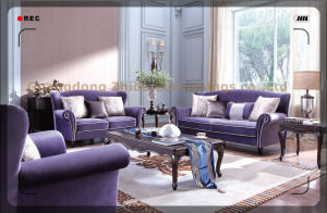 Cheap Living Roon Fabric Sofa Set pictures & photos