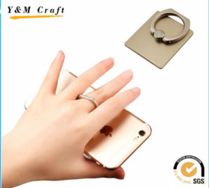 360 Rotates Mobile Cell Phone Tabletop Metal Finger Ring Holder pictures & photos