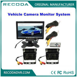 2.0 Megapixel Car Reversing Camera / Night Vision Reverse Camera with Monitor System pictures & photos