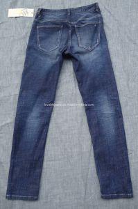 10.1oz Destryoed Jeans for Men (HS-28401T^) pictures & photos