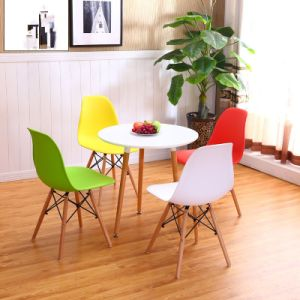 Modern Leisure Eames Armless Chair and Meeting Room or Dining Chair pictures & photos