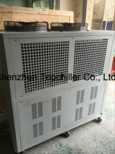 20/25/30ton Air-Cooled Water Chiller for Food Mixing Processing pictures & photos