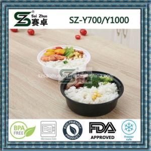 700ml/1000ml Disposable Plastic Round Bowl pictures & photos