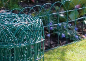 Border Fence Roll-Flower Wire Mesh pictures & photos