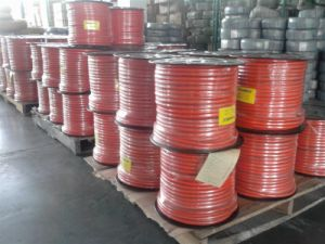 Jg Silicone Rubber Copper Cable for New energy Power pictures & photos