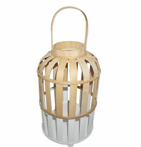 Beautiful and Nice Bamboo Lantern for Promotional Gift pictures & photos