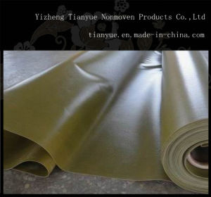 High Tensile Strength PVC Polyester Tarpaulin, Tarpaulin and Canvas Sheet for Truck Cover pictures & photos