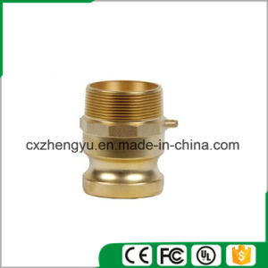 Brass Camlock Couplings/Quick Couplings (Type-F)