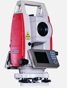 Reflectorless 1000m Kolida Kts-472r10LC Total Station pictures & photos