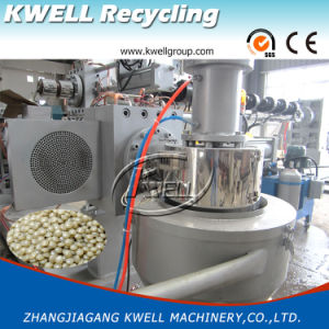 PE Film Side Force Feeder Granulating Line pictures & photos
