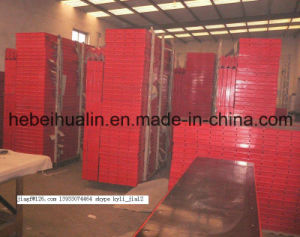 Universal Small-Panel Formwork System, Steel Plywood Wall Formwork pictures & photos