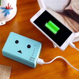 Cute Carton Power Bank 10400mAh Dual USB Portable Powerbank pictures & photos