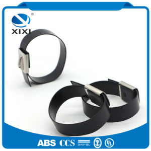 Rubber Coated Wire Ties pictures & photos