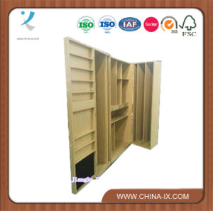 Wooden Customized Bedroom Wardrobe pictures & photos