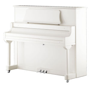 Schumann (DA1) White 125 Upright Piano Self-Playing Piano pictures & photos