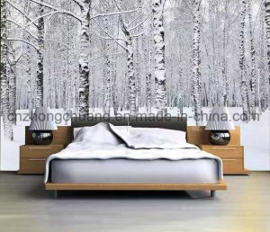 Hi-Tech UV Flatbed Printer for 3D Tiles Wood Glass Printing pictures & photos
