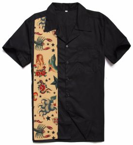 2017 New Design Shirts Mens Stock Buttons Shirts Plus Size Designs pictures & photos
