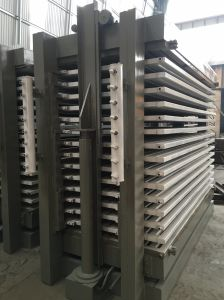 China Linyi Hot Press Type Wood Veneer Dryer pictures & photos